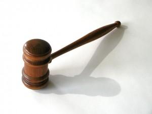 Mazo de la ley